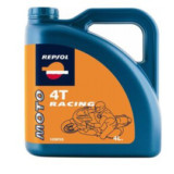 Olej motocyklowy Repsol Racing 4T 10W50 4L