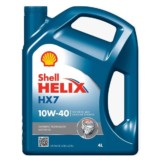 Olej Shell Helix HX7 10W40 4L