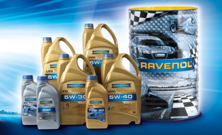 Ravenol made in Germany since 1946