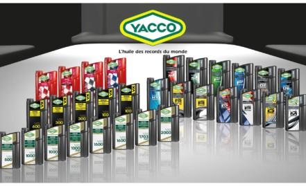 Yacco – olej Rekordów Świata